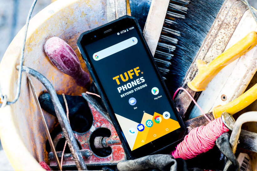 TUFF Phones are GMS-approved (but what does that mean?)