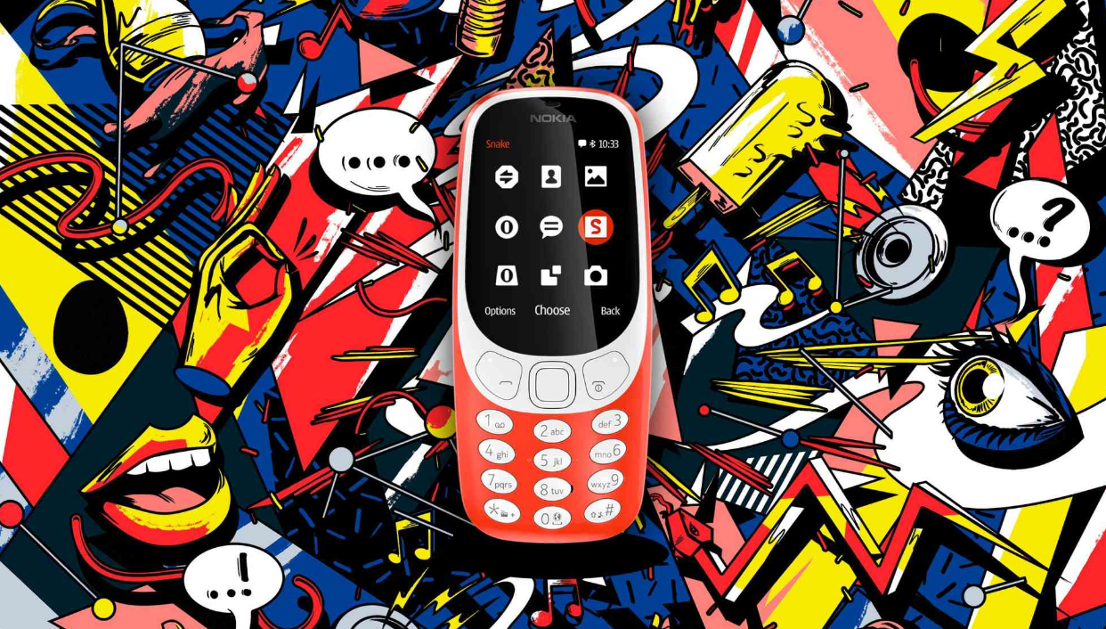 All hail the king - the return of the Nokia 3310