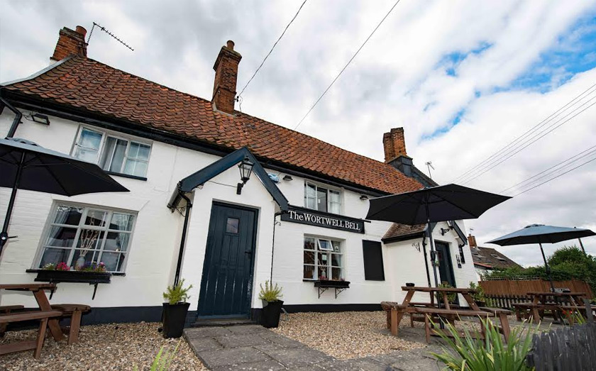 Pub in Norfolk becomes Vodafone's first Community Hub