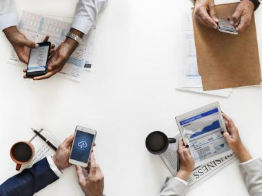 Poor indoor mobile coverage is limiting productivity in UK offices