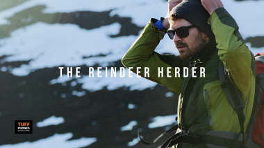 The Reindeer Herder | One of a series of short films about TUFF Phones and our customers