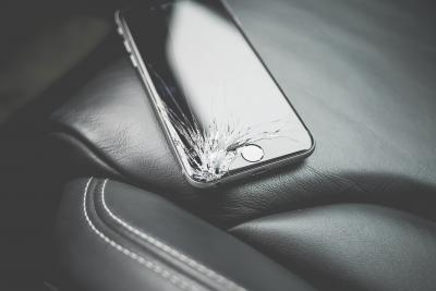 More mobile users would prefer a cracked screen than let their family view their internet history