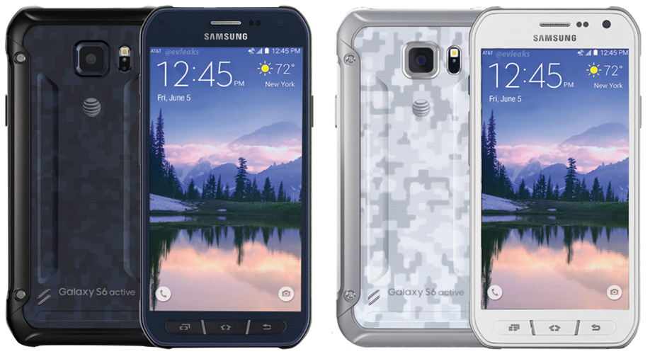 evleaks Samsung Galaxy S6 Active images