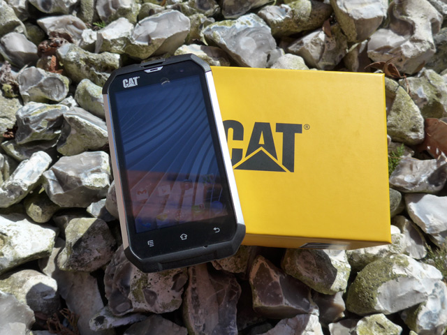 CAT B15 Mobile Phone