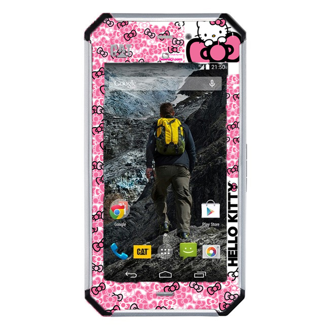 Limited Edition Hello Kitty CAT S50