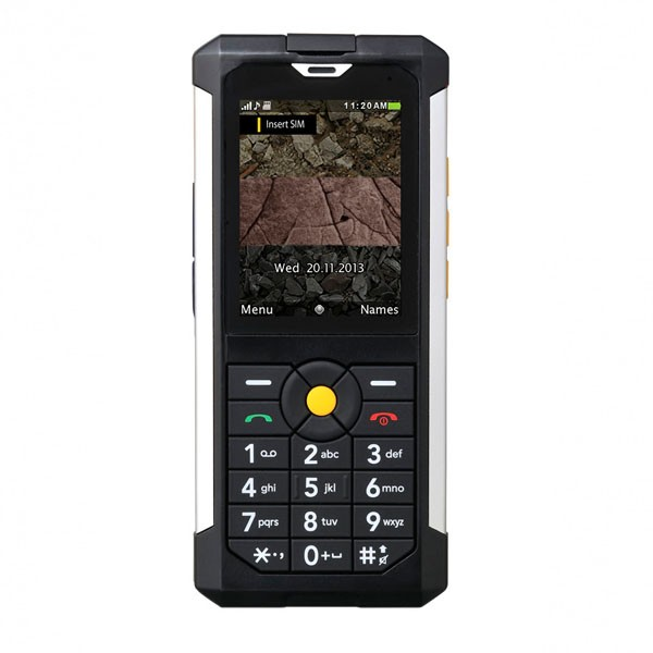 CAT B100 waterproof mobile phone