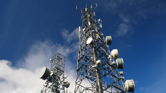 UK mobile masts
